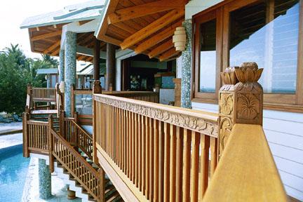 Bali House - Boch Cay, Bahamas